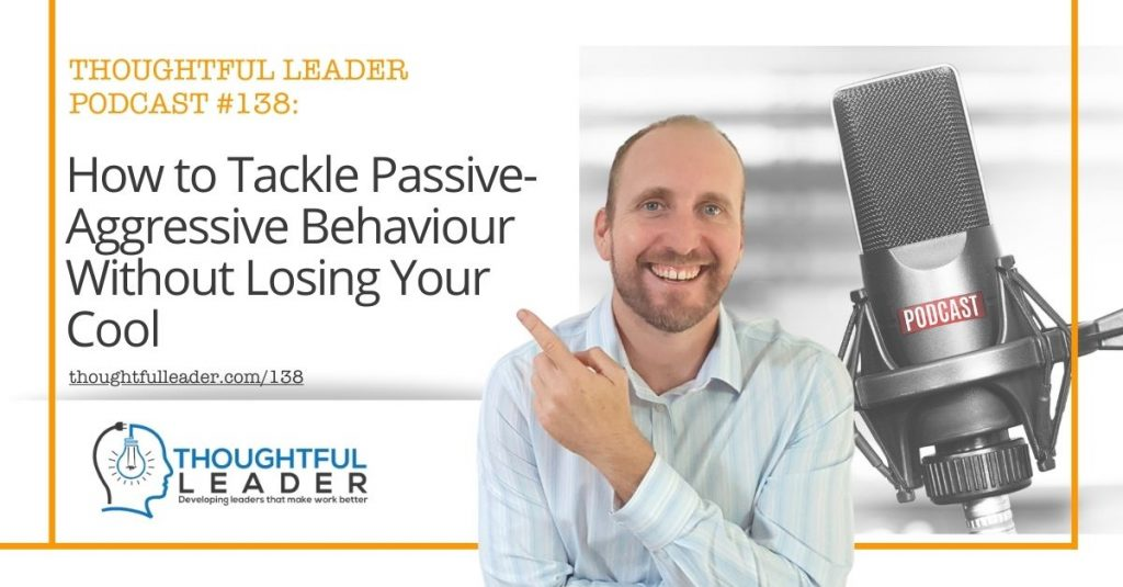 Thoughtful Leader Podcast #138 Feature Image