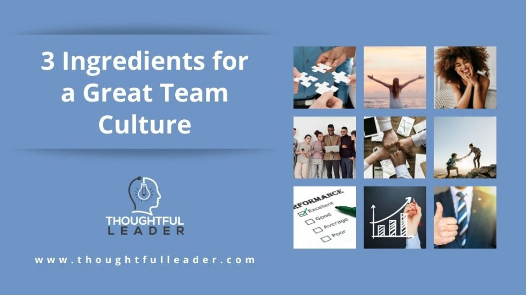 Great Team Culture - Main