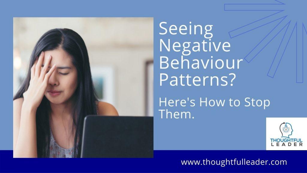 Negative Behaviour Patterns - Main 2