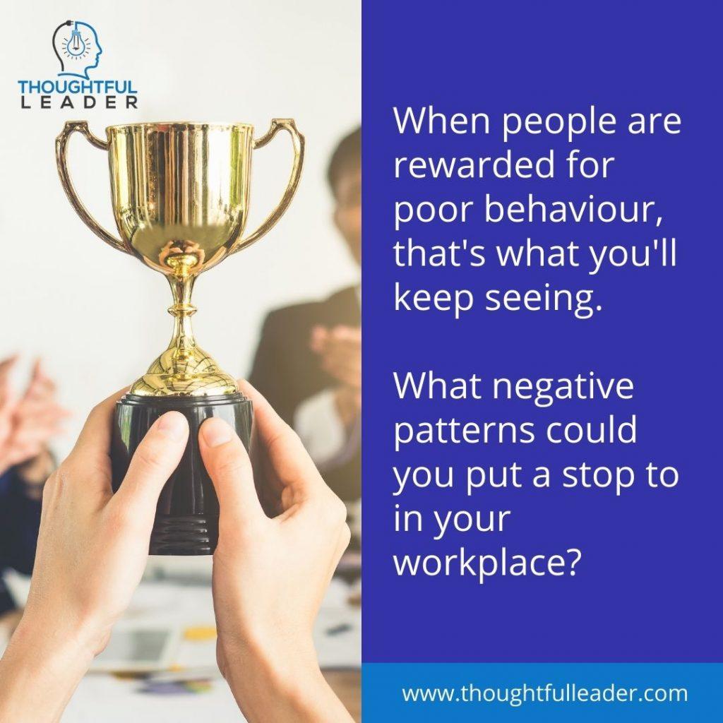 Negative Behaviour Patterns - Social