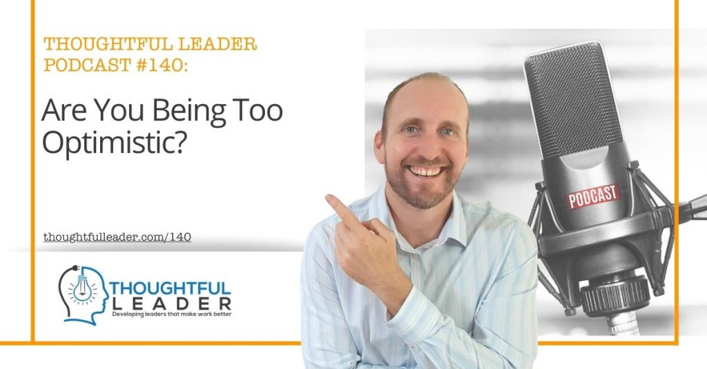 Thoughtful Leader Podcast #140 Feature Image